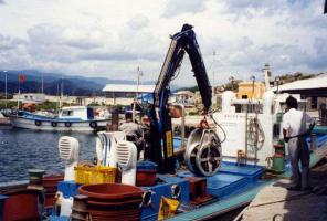 Кран-Манипулятор Cormach 60200 E6 Marine