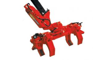 Гидравлический трубозахват Palfinger PZM3000