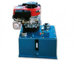 Пневматическая гидростанция для КМУ